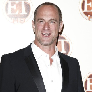 Christopher Meloni in Entertainment Tonight Primetime EMMY Awards After Party