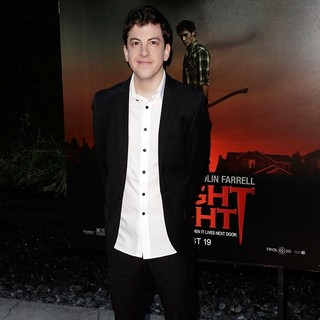 Christopher Mintz-Plasse in Fright Night Los Angeles Screening - Red Carpet