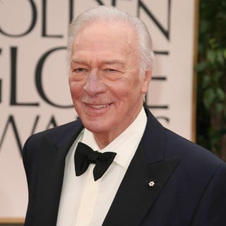 Christopher Plummer in The 69th Annual Golden Globe Awards - Arrivals
