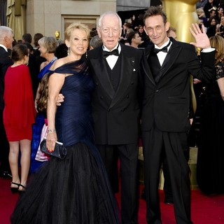 Christopher Plummer in 84th Annual Academy Awards - Arrivals