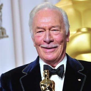 Christopher Plummer in 84th Annual Academy Awards - Press Room