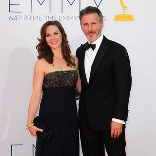 Christopher Stanley in 64th Annual Primetime Emmy Awards - Arrivals