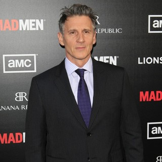 Christopher Stanley in AMC's Special Screening of Mad Men Season 5 - Arrivals