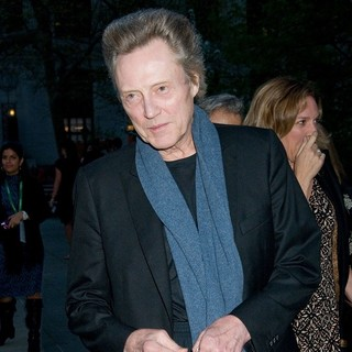 Christopher Walken in 2011 Tribeca Film Festival Vanity Fair Party
