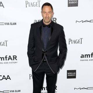Christos Garkinos in amfAR 3rd Annual Inspiration Gala