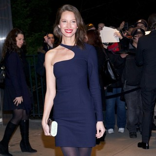 Christy Turlington in The New York Premiere of Friends with Kids
