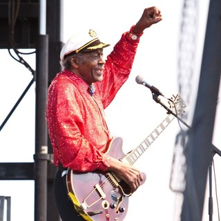 Chuck Berry Performs During The Las Vegas Rockabilly Weekend - chuck-berry-las-vegas-rockabilly-weekend-10