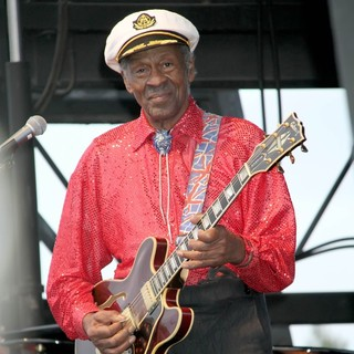 Chuck Berry Performs During The Las Vegas Rockabilly Weekend - chuck-berry-las-vegas-rockabilly-weekend-11