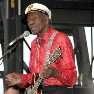 Chuck Berry Performs During The Las Vegas Rockabilly Weekend - chuck-berry-las-vegas-rockabilly-weekend-13