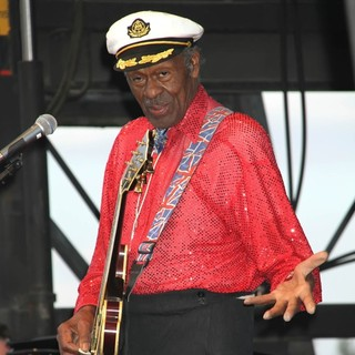 Chuck Berry Performs During The Las Vegas Rockabilly Weekend - chuck-berry-las-vegas-rockabilly-weekend-14