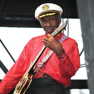Chuck Berry Performs During The Las Vegas Rockabilly Weekend - chuck-berry-las-vegas-rockabilly-weekend-15