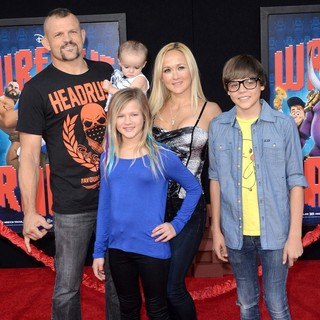 Chuck Liddell in The Los Angeles Premiere of Wreck-It Ralph - Arrivals - chuck-liddell-premiere-wreck-it-ralph-01