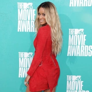 Ciara in 2012 MTV Movie Awards - Arrivals