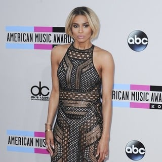 Ciara in 2013 American Music Awards - Arrivals