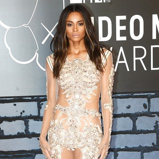 Ciara in 2013 MTV Video Music Awards - Arrivals