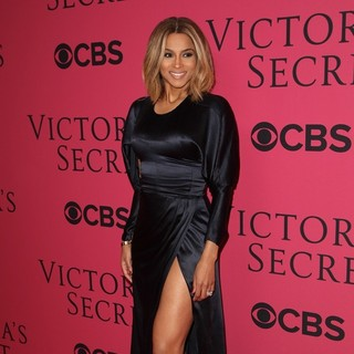 Ciara in The 2013 Victoria's Secret Fashion Show - Arrivals