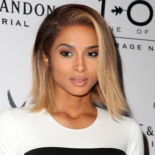 Ciara in Ciara Album Release Party