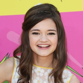Ciara Bravo in Nickelodeon's 26th Annual Kids' Choice Awards - Arrivals
