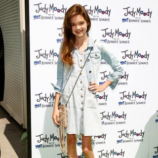 Ciara Bravo in Premiere of Relativity Media's Judy Moody and the Not Bummer Summer