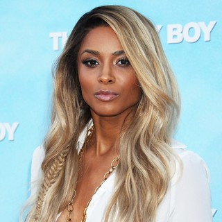Ciara in Premiere of Columbia Pictures' That's My Boy