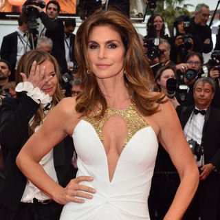 Cindy Crawford in Opening Ceremony of The 66th Cannes Film Festival - The Great Gatsby - Premiere - cindy-crawford-66th-cannes-film-festival-06
