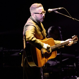 City and Colour in City and Colour Performs on Stage