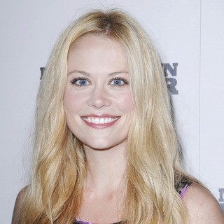 Claire Coffee in Machine Gun Preacher Los Angeles Premiere