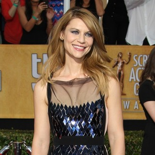 Claire Danes in The 20th Annual Screen Actors Guild Awards - Arrivals