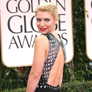 Claire Danes in The 69th Annual Golden Globe Awards - Arrivals