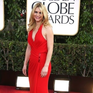 Claire Danes in 70th Annual Golden Globe Awards - Arrivals