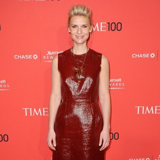 Claire Danes in The Time 100 Gala - Inside Arrivals
