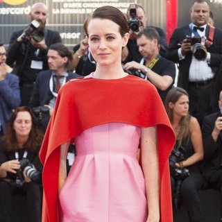 Claire Foy in 75th International Venice Film Festival - First Man - Premiere