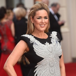 Claire Sweeney in The Olivier Awards 2015 - Arrivals