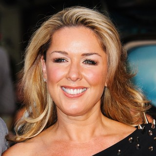 Claire Sweeney in The Sweeney UK Film Premiere - Arrivals