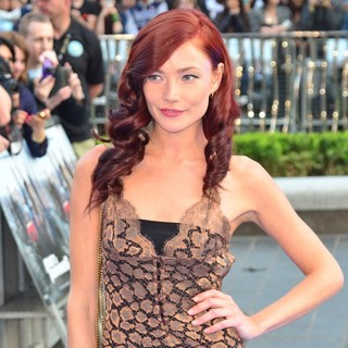Clara Paget in World Premiere of Fast and Furious 6 - Arrivals