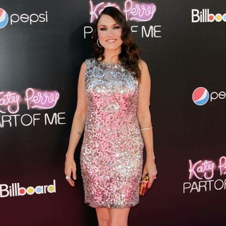 Clare Grant in Katy Perry: Part of Me Los Angeles Premiere