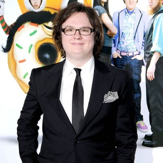 Clark Duke in The Los Angeles Premiere of Sex Drive