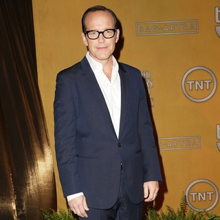 Clark Gregg in 20th Annual Screen Actors Guild Awards Nominations Announcement