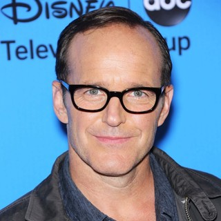 Clark Gregg in Disney and ABC TCA Summer Press Tour - Arrivals