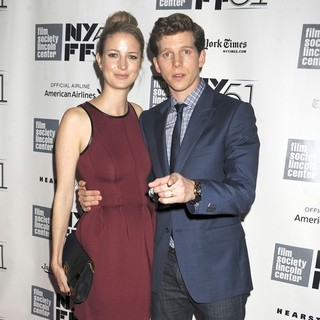 The 51st New York Film Festival - Inside Llewyn Davis Premiere - Arrivals - clarke-sands-51st-new-york-film-festival-02