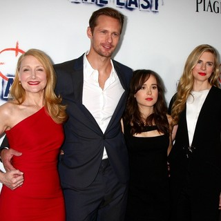 Patricia Clarkson, Alexander Skarsgard, Ellen Page, Brit Marling in Los Angeles Premiere of The East