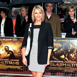 Ali Bastian in 'Clash of the Titans' UK Film Premiere - Arrivals