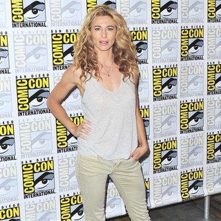 Claudia Black in San Diego Comic-Con International 2015 - Containment - Photocall