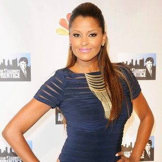 Claudia Jordan in NBC's Celebrity Apprentice: All-Stars Cast Announced