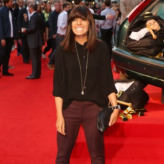 Claudia Winkleman in The Sweeney UK Film Premiere - Arrivals