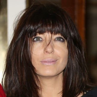 Claudia Winkleman in VIVA Forever Spice Girls The Musical - Arrivals