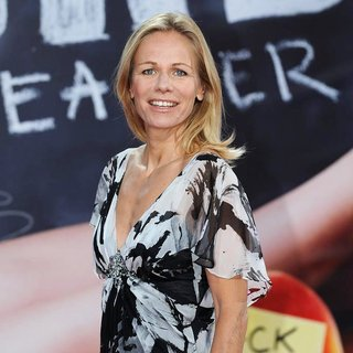 Claudine Wilde in The German Premiere of Bad Teacher