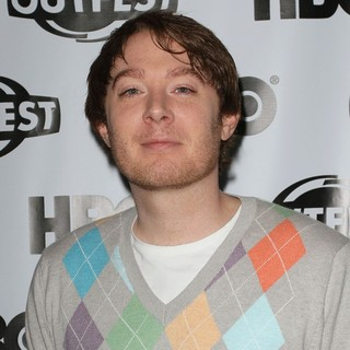 Clay Aiken in 2011 Outfest Film Festival Screening of Drop Dead Diva