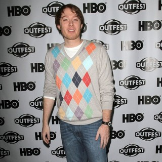 Clay Aiken in 2011 Outfest Film Festival Screening of Drop Dead Diva - clay-aiken-2011-outfest-film-festival-03