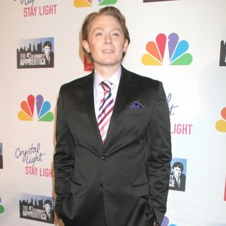 Clay Aiken in The Season Finale of Celebrity Apprentice